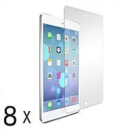 [8-Pack] premium de alta definición Protectores de pantalla transparente para aire iPad
