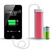 2200mAh  Portable Power Bank External Battery for iphone 6/6 plus/5/5S/Samsung S4/S5/Note2