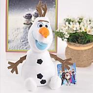 """Movie Olaf Snowman 9"""" Plush Soft Stuffed Animal Toy Doll"""