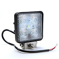 15W 5LED Work Ljus Dimljus för Jeep SUV ATV Off-road lastbil