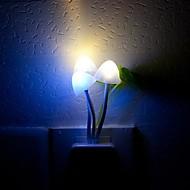 Night Light LED Light Sensor RGB värikäs unelma Mushroom