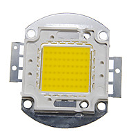Zdm ™ Gør-Det-Selv 60W Høj Effekt 5000-6000Lm Naturligt Hvidt Lys Integreret Led-Modul (32-35V)