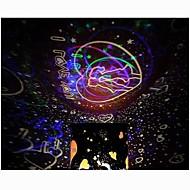 Fshion Starry Sky Colorful Projection LED Lights (Random Color)