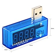 usb charge testeur de tension