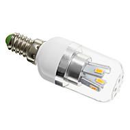 E14 / G9 / GU10 / B22 / E26/E27 3 W 8 SMD 5730 180 LM Warm White / Cool White T Corn Bulbs AC 85-265 V