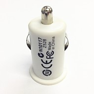 Universal Mini Usb Car Charger for iPhone/Samsung and Others(5V1A)