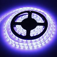 Su geçirmez 5M 60W 60x5730SMD 7000-8000LM 6000-7000K Soğuk Beyaz LED ışık Şerit Işık (DC12V)