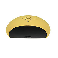 EFANS-E450 Touch Ultra-Portable Stereo Wireless Bluetooth v3.0 Speaker Audio w/ 3.5mm Aux-In Matte Surface  (Yellow)