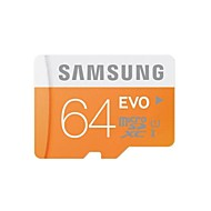 Samsung 64GB EVO Micro SDHC Hasta 48MB / s Clase 10 UHS-1 de tarjetas de memoria (MB-MP64D)