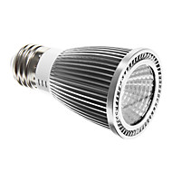 7W E26/E27 LED Spotlight COB 50-400 lm Warm White Dimmable AC 220-240 V