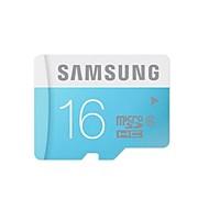 Samsung 16gb micro sdhc hasta 24mb / s tarjeta de memoria de clase 6 (mb-ms16d)