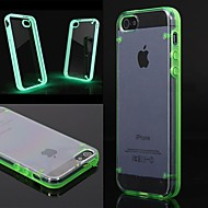 Limpar Transparente Cristal Fina Case para iPhone 5/5S (cores sortidas)