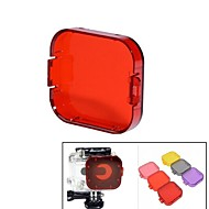 G-513 Professional Diving Housing Purple Filter for GoPro Hero3