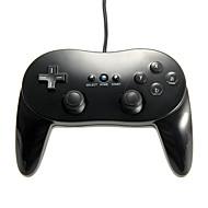 grip stijl klassieke controller voor Wii / Wii U gratis verzending
