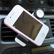 universel udlufter mobiltelefon bil mount holder til biler (assorterede farver)