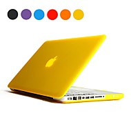 "Solid Color Frosted PC Hard Case for MacBook Pro 13""(Assorted Colors)"