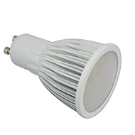 7W GU10 LED-spotlights 14pcs SMD 5730 560-630 lm Kallvit AC 85-265 V