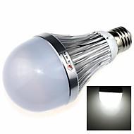 zhishunjia zsj-3168 אור לבן E27 7W 7xled 700lm 6500K הוביל מנורת הנורה (ac 85 ~ 265V)