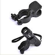 Hunterseyes ™ Fashlight rowerów Uchwyt H01-3 Czarny