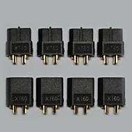 noir connecteurs XT60 mâle et femelle 5 paires / sac