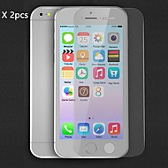 """DF 2pcs HD Clear Screen Protector for iPhone 6S/6 Case 4.7"""""""