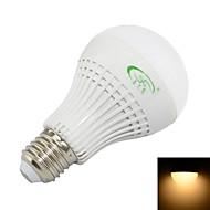 Ampoules Globe Décorative Blanc Chaud XinYiTong BA E26/E27 7 W 27 SMD 3528 600 LM 3000 K AC 85-265 V
