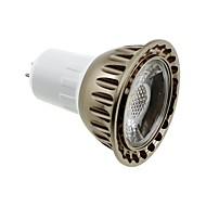 GU5.3 3 W 1 COB 300 LM Koel wit C35 Spotjes AC 85-265 V