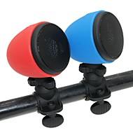 ojade-86 mini alto-falante Bluetooth ultra portátil à prova d'água IPX 4 v3.0 + edr estéreo sem fio para microfone