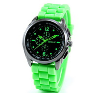 Men's Watch Sports Silicone Strap Wrist Watch Cool Watch Unique Watch Fashion Watch
