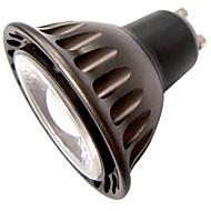 Qslighting GU10 3W 1 COB 240 LM Warm White MR16 Decorative LED Spotlight AC 85-265 V