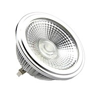G53 10 W 1 COB 1000-1100LM LM Warm White AR111 Dimmable Spot Lights AC 220-240 V