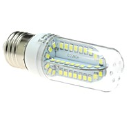E26/E27 6 W 84 SMD 2835 500 LM Cool White T Corn Bulbs AC 85-265 V
