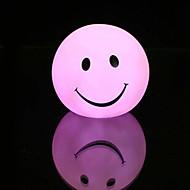 sorrir rotocast noite luz que muda de cor