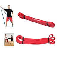 Red Natural Latex Rubber Gym Training Resistance Band Fitness Assisted Pull-up Crossfit