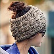 gol pălărie lână pentru femei