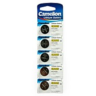 camelion 3v batteria a bottone al litio CR2025 (5pcs)