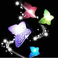 3pcs Colorful Butterfly LED Nightlight