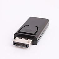 Displayport Stecker auf HDMI Buchse Adapter für Home Theater