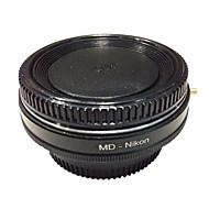 newyi verre optique Minolta lentille md md-nikon adaptateur Nikon pour D7100 D7000 D5300 D5200 D3200 d90 d80 d3300