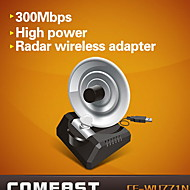 comfast® cf-wu771n 300mbps wireless access point lange afstand wifi-adapter