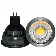 GU5.3(MR16) LED Spotlight A60(A19) COB 500LM lm Warm White Dimmable / Decorative DC 12 V