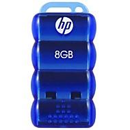 unidad flash USB de 8 GB hp v112b