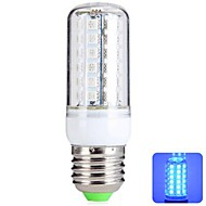 E26/E27 6 W 48 SMD 5050 540 LM Blue T Corn Bulbs AC 220-240 V