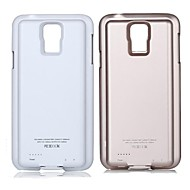 3500mAh ekstern strømforsyning batterioplader tilbage Taske til Samsung Galaxy s5 / i9600