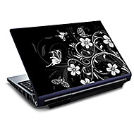 """flower81 Muster Laptop Schutzfolie für 15,6 """"Laptop"""