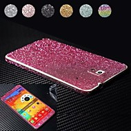 Shining Diamond Powder Design Full Body Protective Film for Samsung Galaxy Note 3 (Assorted Colors)