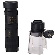 10-120x30 HD Monocular Telescope (Microscope Function 200X)