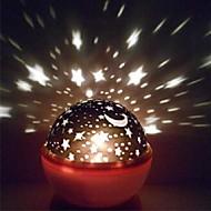 Coway Automatic Rotary Dream Luminous Projection Lamp(Random Color)