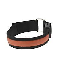 LED-Licht Armband Armband Armband orange (2xCR2032)
