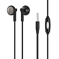 Q5 High-Quality In-ear øretelefon med mikrofon til iPhone / iPod / iPad m.fl. (assorteret farve)